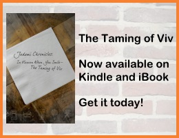 Taming of the Viv by Annie Gladue-Latham