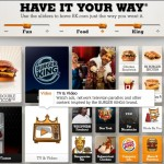 Fun, Food, King: Having it Your Way at BK.com