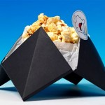 Cool Packaging — Like Origami for Popcorn…