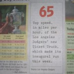 LA Dodgers Tickets are Oscar Mike
