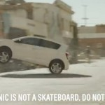 SonicMadness: Not a Skateboard Ad Garners Attention…