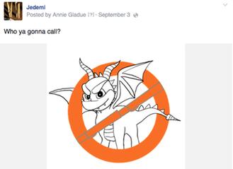 DragonBustR Logo Unveiled