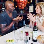 Sunday Musings – Table for Three with Kobe & Arianna