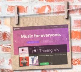 Spotify-Viv-Nap