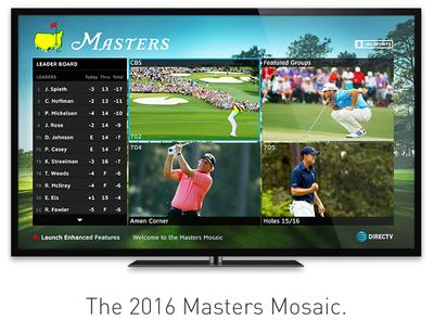 Masters-Mosaic