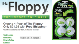 TheFloppy special offer