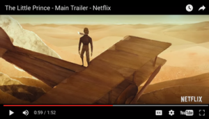 Netflix Trailer The Little Prince movie August 5