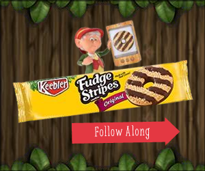 Keebler Fudge Stripe