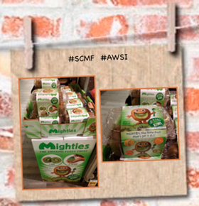 Mighties brand kiwifruit