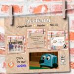 DragonBustR Reader — 032