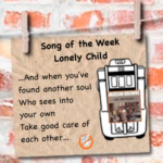 Jukebox Sez: Take Good Care of Each Other…