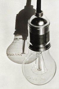 Finsler's 'Electric Light Bulb'