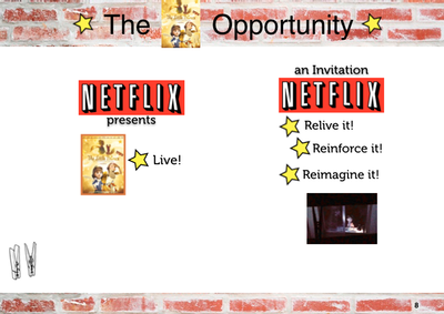 Little Prince Movie opportunities for Netflix