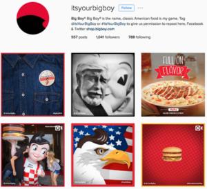 Big Boy Instagram