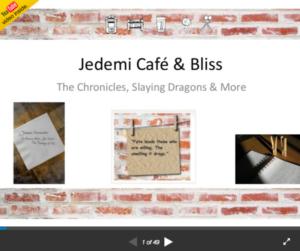 Jedemi DragonBustR Framework