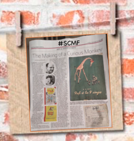 Curious George Wall Street Journal