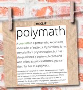 polymath definition