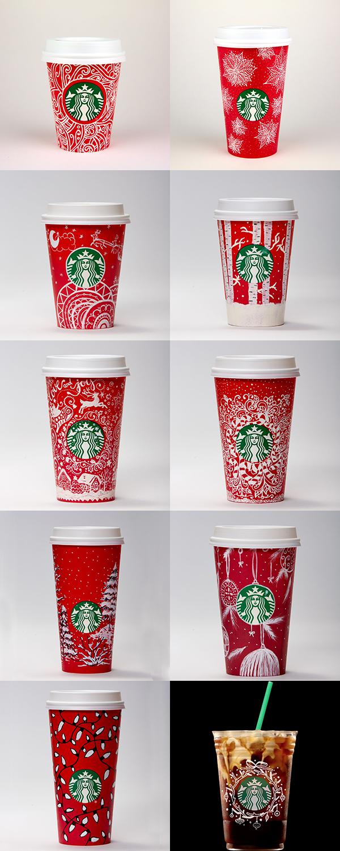 Starbucks-red-cups Global 2016