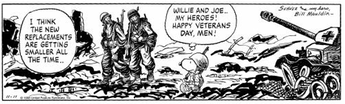 snoopy veterans day