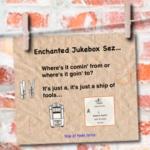 eJukebox is Setting Sail…
